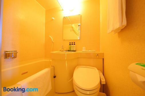 Hotel Meijiya - Hamamatsu - Phòng tắm