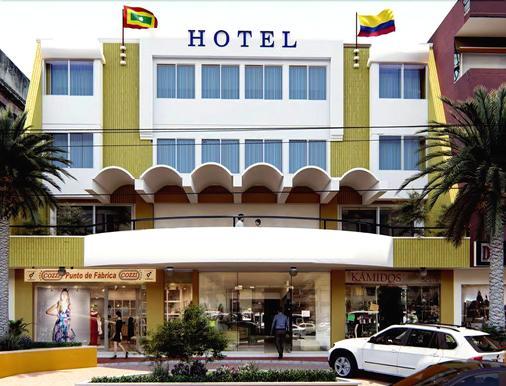 Hotel Prado 72 - Barranquilla - Bâtiment