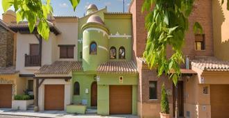 Green House - Granada - Edificio