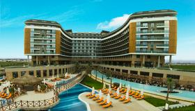 Aska Lara Resort & Spa - Antalya - Building