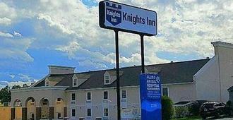 Knights Inn & Suites Near University of Richmond - Richmond - Bygning