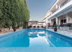 Ξενοδοχείο Ακταίον Αγκίστρι - Skala - Πισίνα