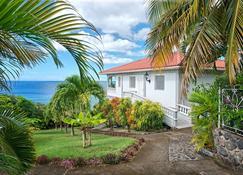 Caribbean Sea View Holiday Apartments - Méro - Utsikt