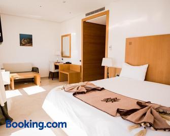 Suites Hotel Mohammed V - Al-Hoceima - Schlafzimmer