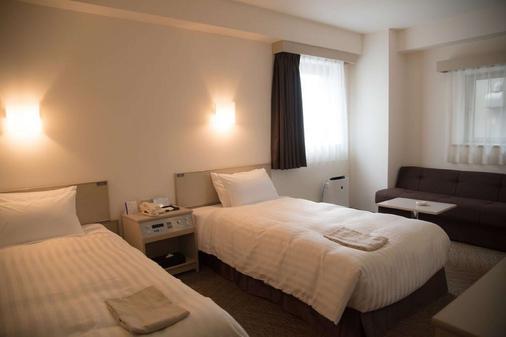 大阪塚本最佳西方酒店 - 大阪 - 臥室