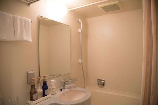 大阪塚本最佳西方酒店 - 大阪 - 浴室