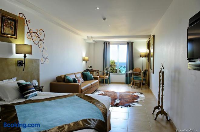 Boutique Hotel Liberata - L'Île-Rousse - Bedroom
