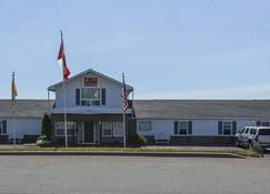 Econo Lodge Inn & Suites - Saint John - Building