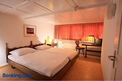 Hotel Am Schonenbuhl - Speicher - Bedroom
