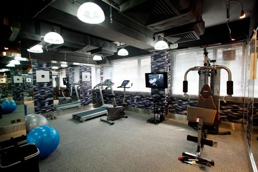 Hotel Lbp - Hong Kong - Gym