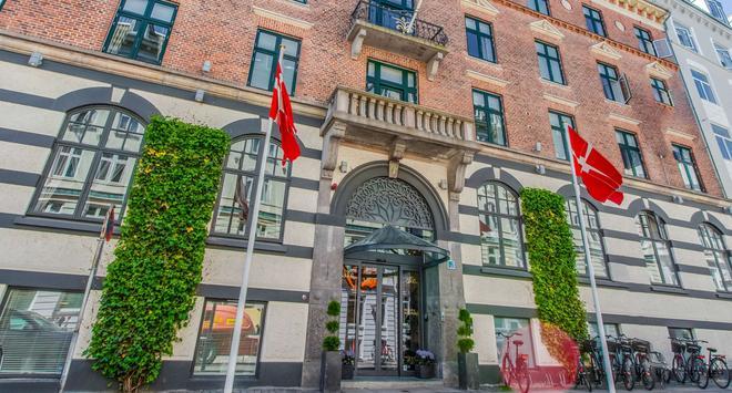 赫本倫貝斯特韋斯特飯店 - 哥本哈根 - 建築