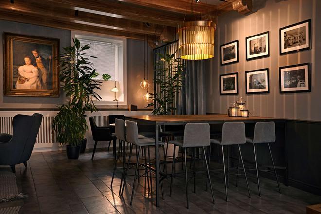 赫本倫貝斯特韋斯特飯店 - 哥本哈根 - 酒吧