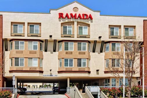 Ramada Limited San Francisco Airport North - South San Francisco - Κτίριο