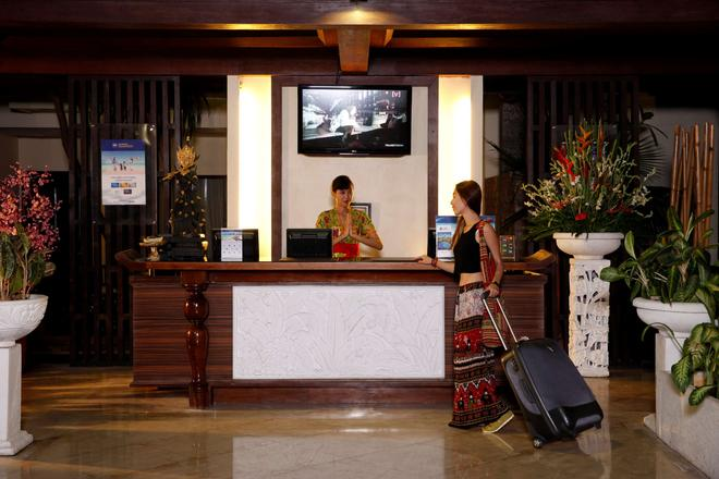 Best Western Resort Kuta - Kuta - Front desk