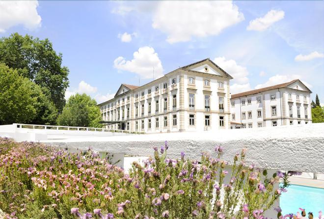 Grande Hotel das Caldas da Felgueira - Nelas - Building