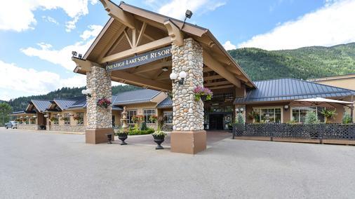 Prestige Lakeside Resort, BW Premier Collection - Nelson - Building