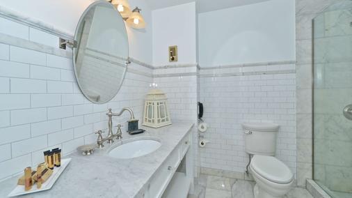 Prestige Lakeside Resort, BW Premier Collection - Nelson - Bathroom