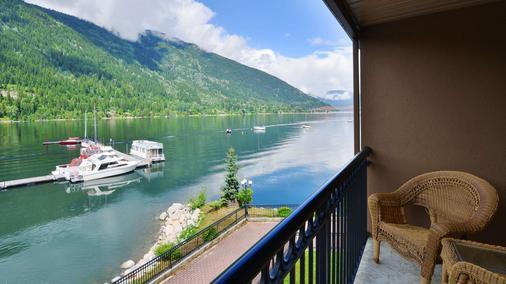 Prestige Lakeside Resort, BW Premier Collection - Nelson - Balcony