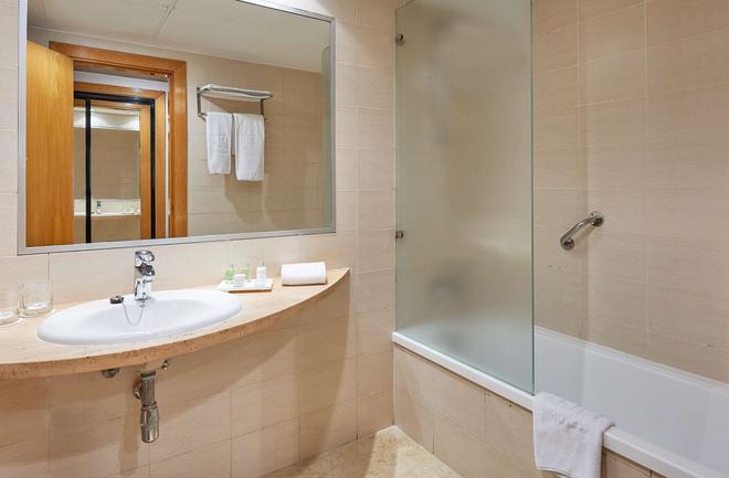 NH 巴倫西亞酒店 - 瓦倫西亞 - 瓦倫西亞 - 浴室
