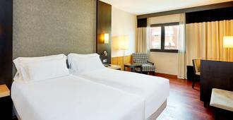 NH 巴倫西亞酒店 - 瓦倫西亞 - 巴倫西亞 - 臥室