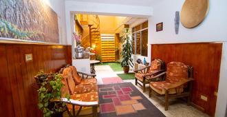 Sosa House - Huaraz - Lobby