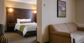 Best Western Ville-Marie Montreal Hotel & Suites - Montréal - Phòng ngủ