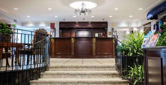 Best Western Ville-Marie Montreal Hotel & Suites - Montréal - Hành lang