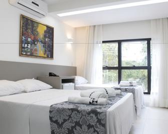 Hotel Hellyu's - Núcleo Bandeirante - Schlafzimmer