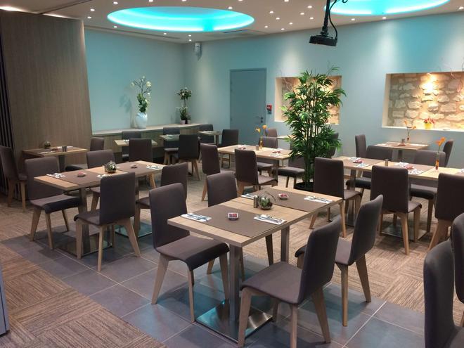 Best Western Hotel De France - Chinon - Ravintola
