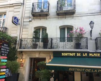 Best Western Hotel De France - Chinon - Gebouw
