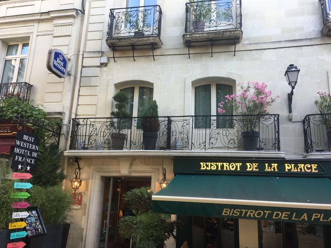 Best Western Hotel De France - Chinon - Rakennus