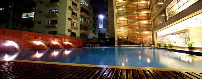 橄欖酒店 - 達卡 - 達卡 - 游泳池