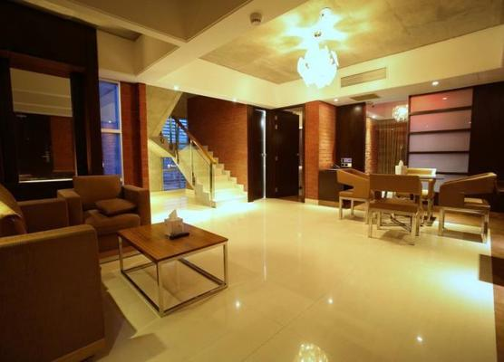 橄欖酒店 - 達卡 - 達卡 - 大廳