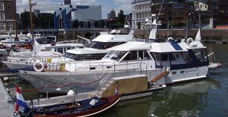 瑪麗亞卡拉斯帆船飯店 - 鹿特丹 - 室外景