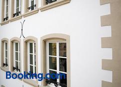 La Pipistrelle Hotel - Luxemburgo - Edificio