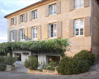 Hôtel de Mirmande - Mirmande - Gebouw