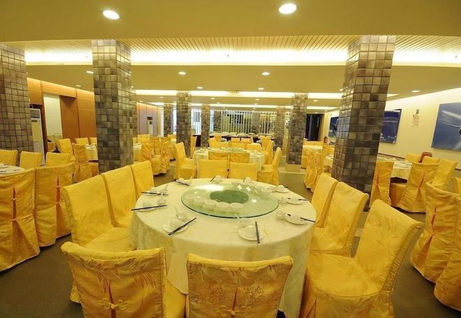 Good East Hotel - Quảng Châu - Phòng ăn