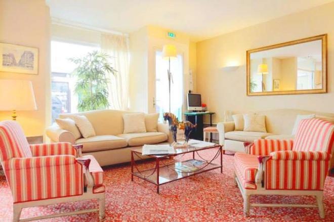 Hôtel Delambre - Paris - Living room
