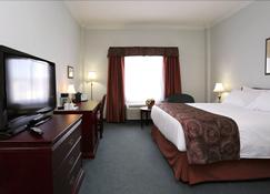 The Bridgeport Inn - Fort McMurray - Makuuhuone