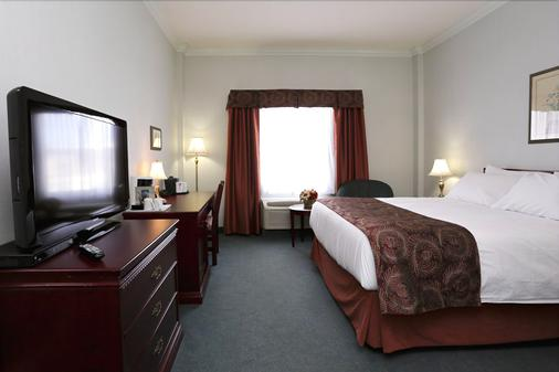 The Bridgeport Inn - Fort McMurray - Bedroom