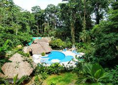 Cariblue Beach And Jungle Resort - Puerto Viejo de Talamanca - Pool
