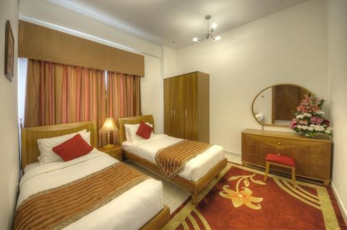 拉維拉納吉德酒店公寓 - 杜拜 - 杜拜 - 臥室