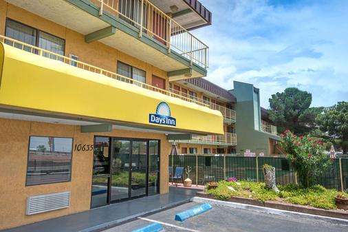 Days Inn by Wyndham El Paso Airport East - El Paso - Rakennus