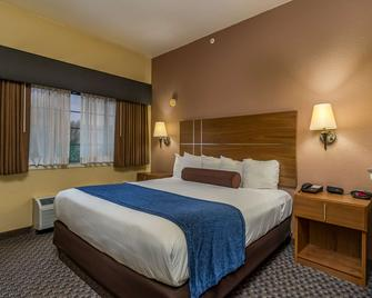 Best Western Plus Shamrock Inn & Suites - Shamrock - Ložnice