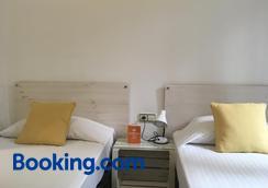 帕爾梅拉旅館 - 巴塞隆納 - 臥室