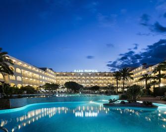 Hotel Best Oasis Tropical - Mojacar - Bazén