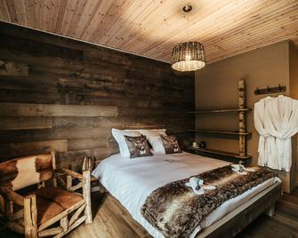 B&b A L'aise - Barvaux-sur-Ourthe - Bedroom