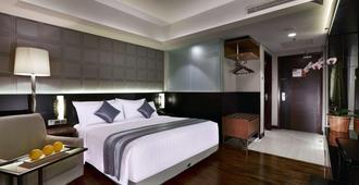 Aston Pasteur Hotel - Бандунг - Спальня