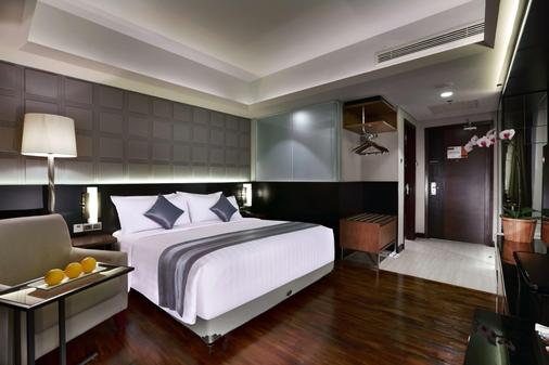 Aston Pasteur Hotel - Bandung - Bedroom