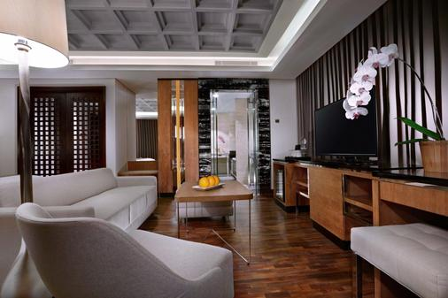 Aston Pasteur Hotel - Bandung - Living room
